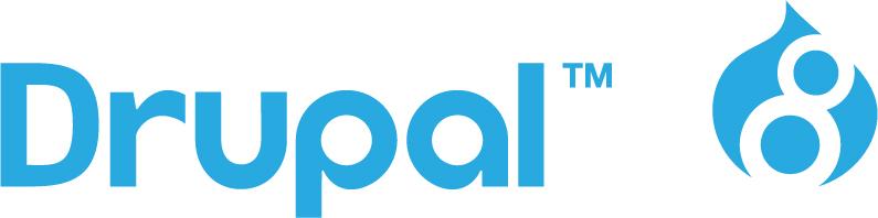 drupal 8 logo inline RGB 72