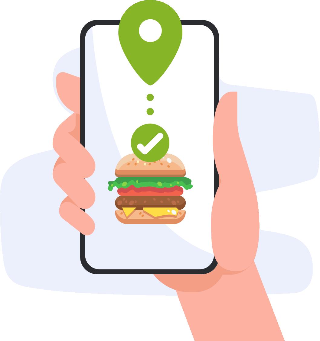realizzazione app consegna pasti
